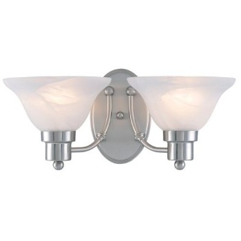 Wall Light Fixture- 2 Light