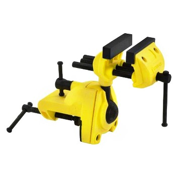 """Stanley 83-069M Multi-Angle Base Vice ~ 2 7/8"""" Jaw"""