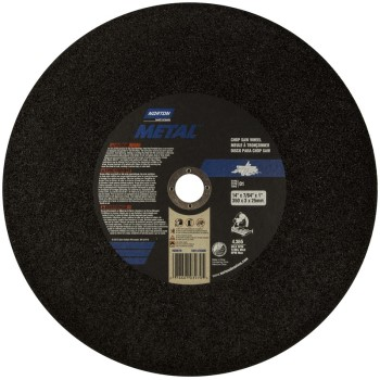 Chop Saw Blade, 03970 Metal Cutting ~ 14 x 7/8