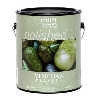 Venetian Plaster Tint Base ~ One Gallon