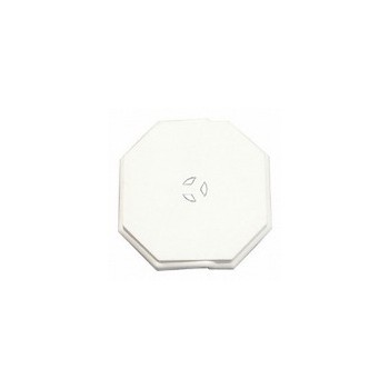 Builders Edge 130010006001 Mounting Block - Octagon - White