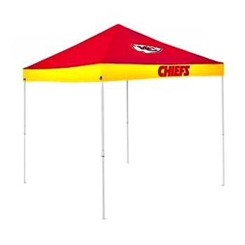 Logo Brands 616-39E KC Chiefs Tent