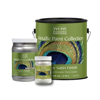 Metallic Paint, Champagne 6 Ounce