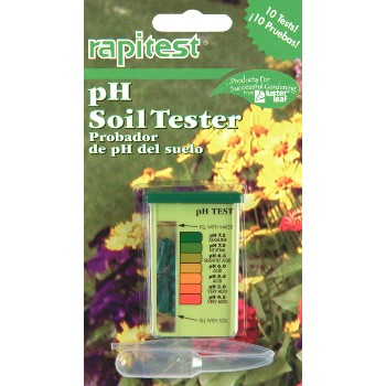 Soil Tester, PH 10 Tests