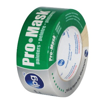 Painter Grade Masking Tape, 5201 .7 inch x 60 yd
