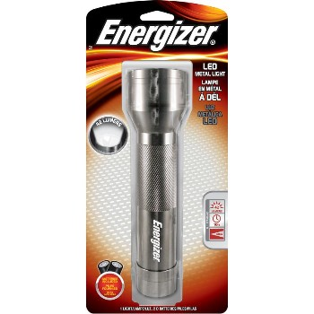 Energizer ENML2DS LED Metal Flashlight ~ 42 Lumens