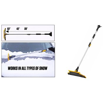 Auto Snow Brush ~ 52""