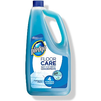Pledge Floorcare Concentrated Cleaner Quart