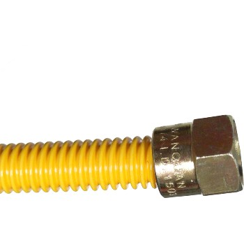 3/8tex 22coat Ssgas Connector
