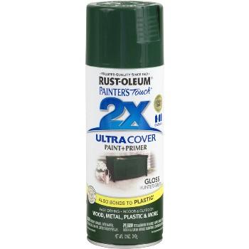 Rust-Oleum 249111 Spray Paint, 2X Ultra ~ Hunter Green Gloss