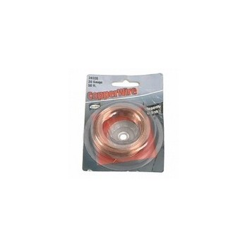 Copper Wire - 20 Gauge - 50 feet