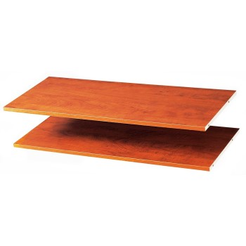 Cherry Shelf, 35 inch, 2 pack