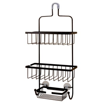 Shower Caddy ~ Oil Rubbed Bronze