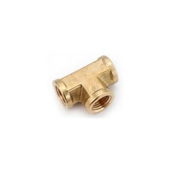 Anderson Metals 706201-06 Lf 7101f 3/8 Fgd Tee