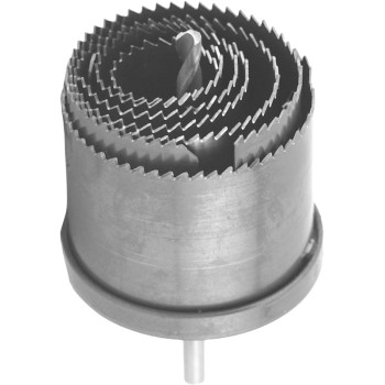 Holesaw, 7 In 1 1-3/4 inch