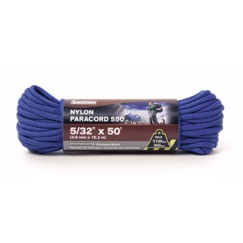 5/32in. X50ft. Paracord