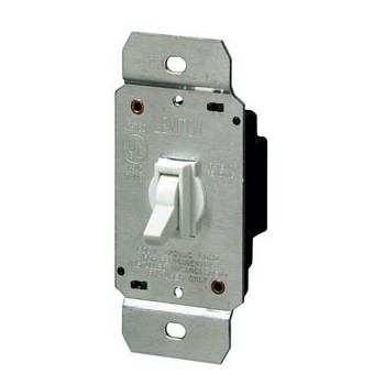 Ivory 3 Way Dimmer