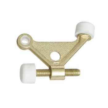 National 154526 Hinge Pin Door Stop, Brass