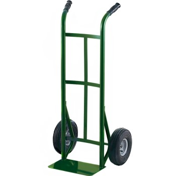 Dual Handle-Steel Frame Hand Truck - 600 lb capacity