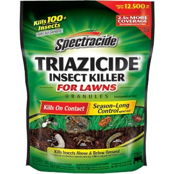 Spectracide Triazicide Insect Killer ~ 10 lbs