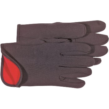 Jersey Work Gloves - Lined/Large