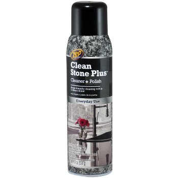 Zep CleanStone Plus Cleaner + Polish   ~ 19 oz