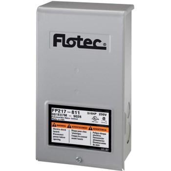 Flotec/Simer/Pentair FP217-811 Control Box, 3/4 horse