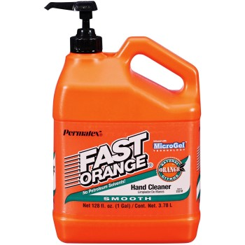 Permatex 23218 Fast Orange Smooth Hand Cleaner ~ One Gallon