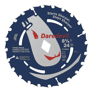 8-1/4in. 24t Saw Blade