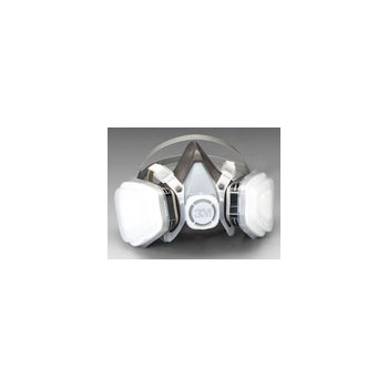 Respirator - Dual Cartridge - Large
