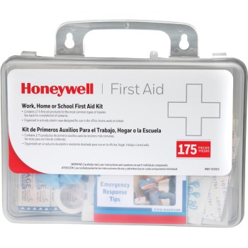Honeywell  RWS-50005 175pc First  Aid Kit