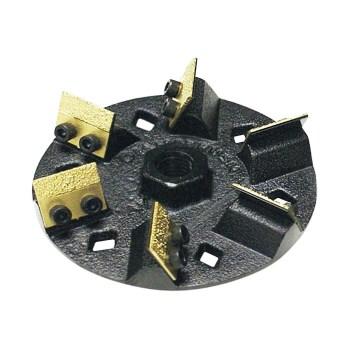 "Simiron 50001001 DiamaBrush Concrete Abrasive Removal  Hand Tool  ~ 4 1/2"""