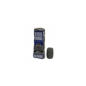 RA/Homax   106604-6 Steel Wool  106604-06 #1 16pk
