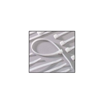 Nylon Cable Ties - Natural 8 inch