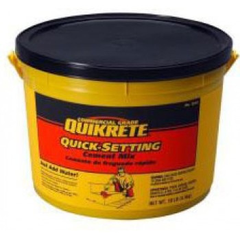 Quikrete  10# Quickset Cement