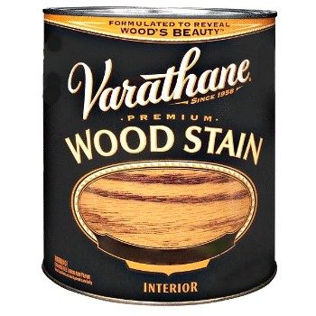 Varathane Premium Wood Stain, Gunstock Oak Quart