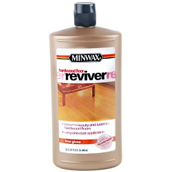 Minwax 60960 Hardwood Floor Reviver ~ Quart