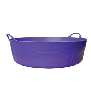 TubTrug 3.9 Gallon/ Shallow Purple