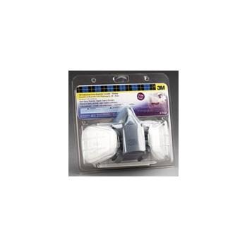 3M 051131527669 Respirator Mask - Large