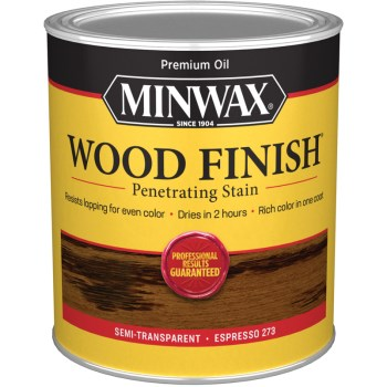 70050 Qt Expresso Wood Stain