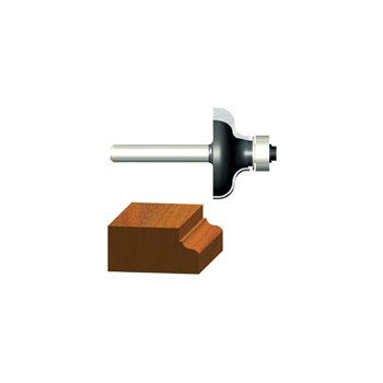 Ogee Router Bit - 1/4 inch radius