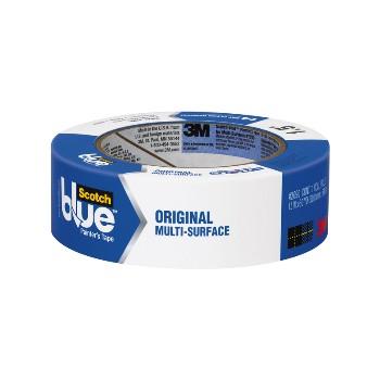 """3M 05111503682 Scotch Brand Blue Multi-Surface Tape ~ 1.5"""" x 60 yds"""