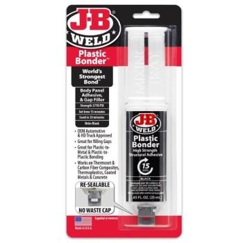 J-B Weld 50139 25ml Plasticbond Syringe