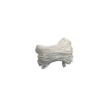 "Twisted Nylon Rope, 1/4"" x 100 feet"