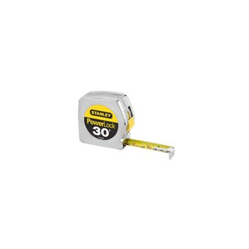 "Tape Measure, Powerlock ~ 1"" x 30 ft."