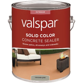 Concrete Sealer ~ Gray,  Gallon