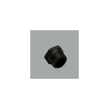 3/4x1/2 Black Bushing