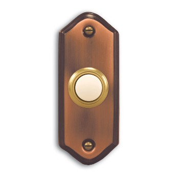 Copper Wired Pushbutton