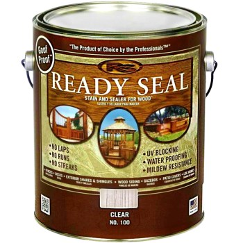 Ready Seal Stain, Clear ~ Gallon