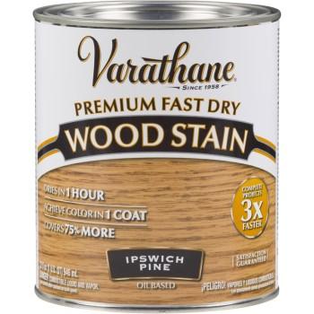 Rust-Oleum 262012 Varathane Premium Fast Dry Interior Wood Stain, Ipswich Pine  ~ Quart